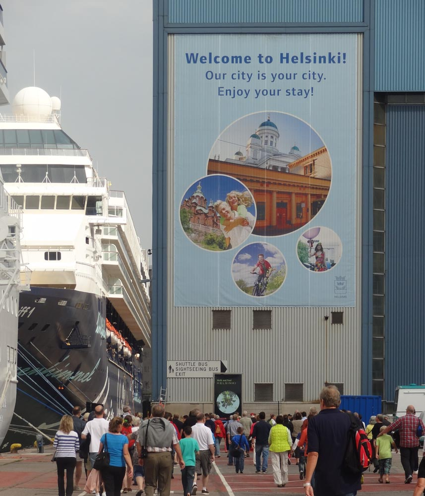 Welcome to Helsinki