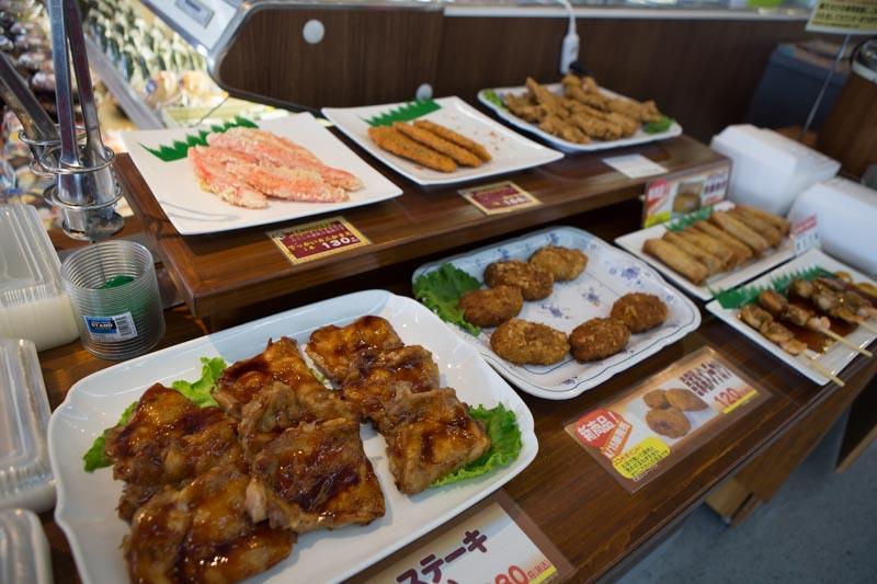 ハセストの焼き鳥弁当-函館旅行記-3