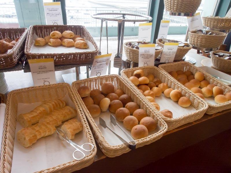 パンもいろんな種類があります