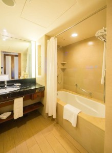 シャングリラマクタン 浴室