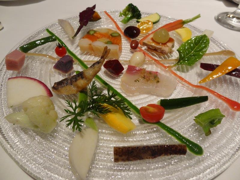 リゾナーレ八ヶ岳食事