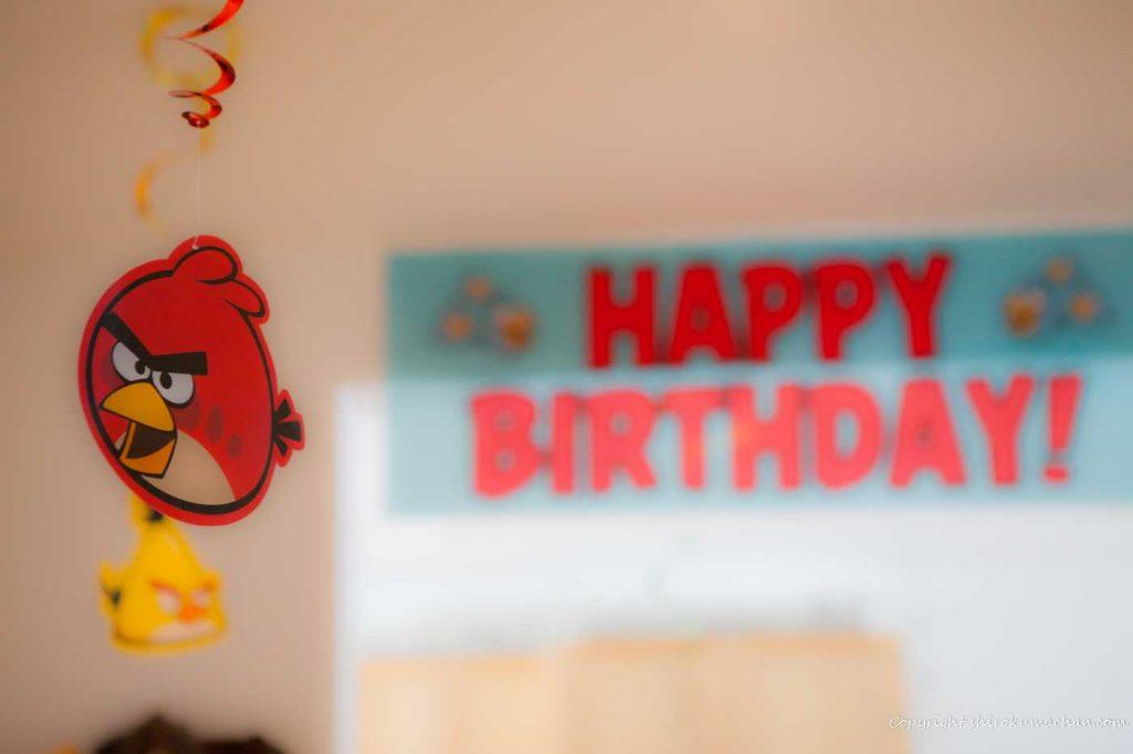誕生日会ゲームのアイディア