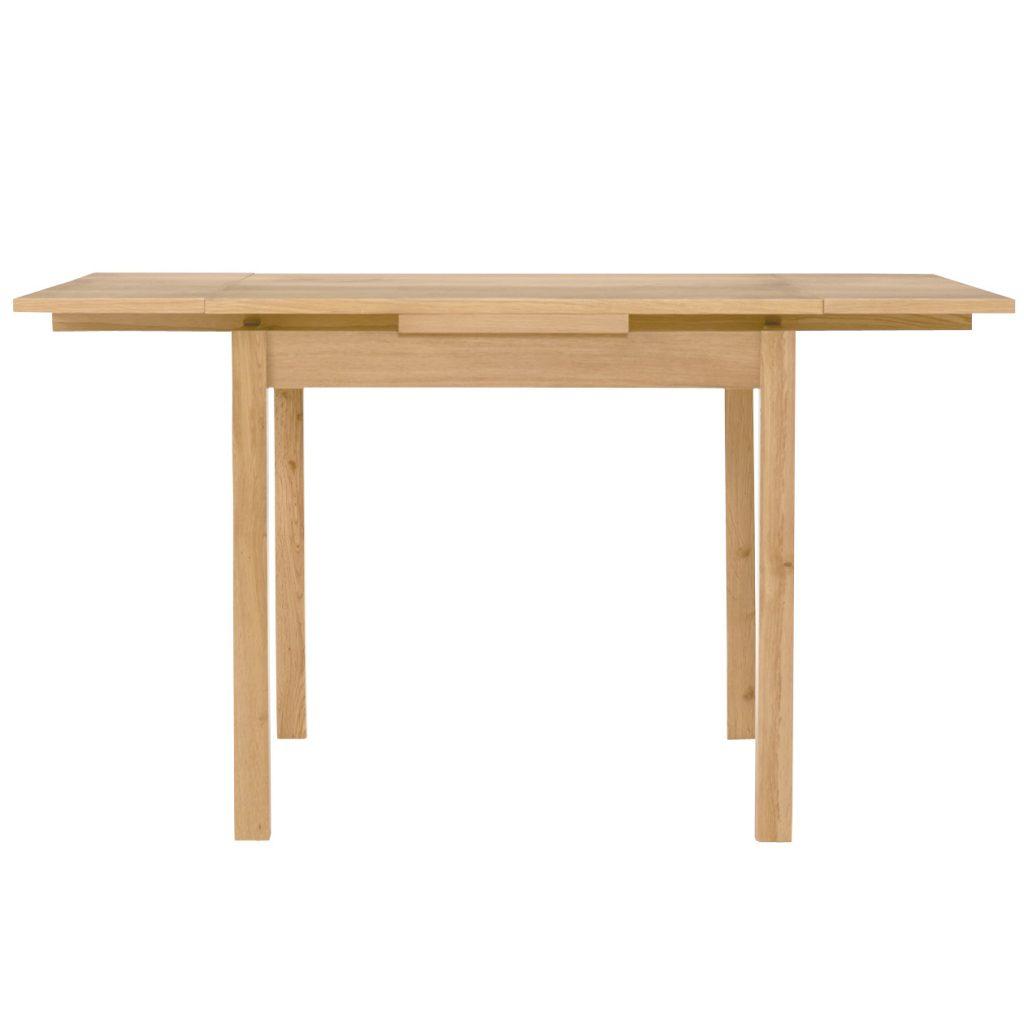 無印良品 オーク材エクステンションテーブル2