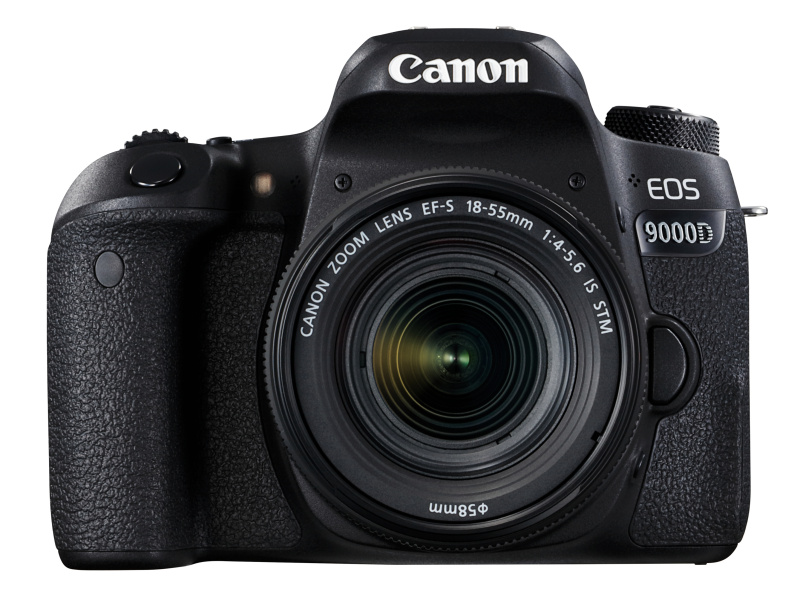 EOS 9000D Review