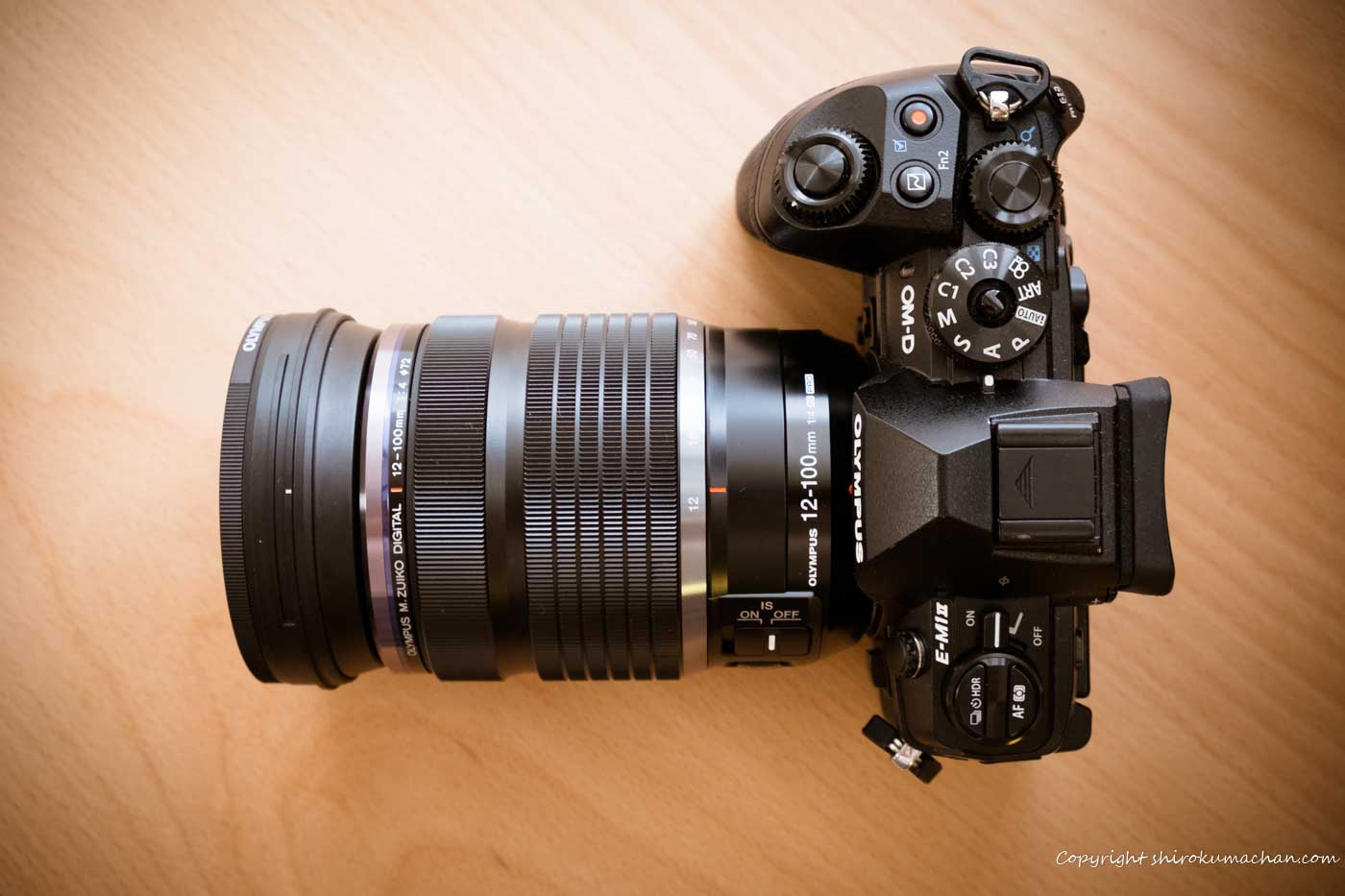 M.Zuiko 12 100 with OMD EM1 Mark2