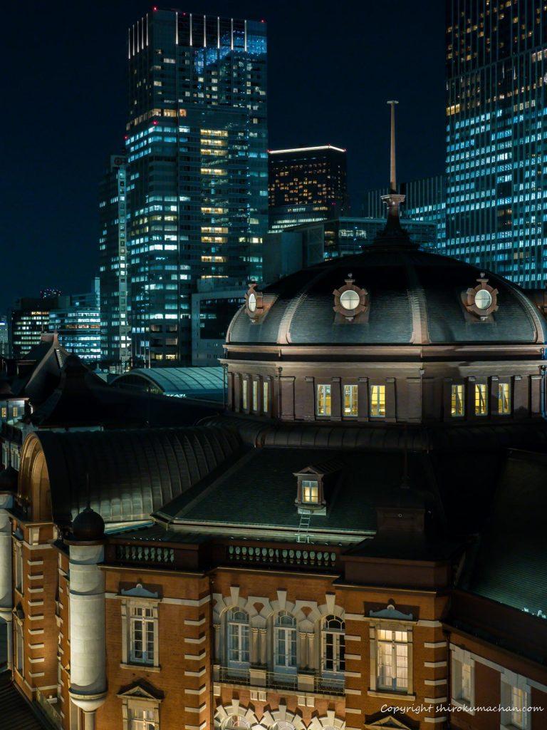 東京駅撮影スポット