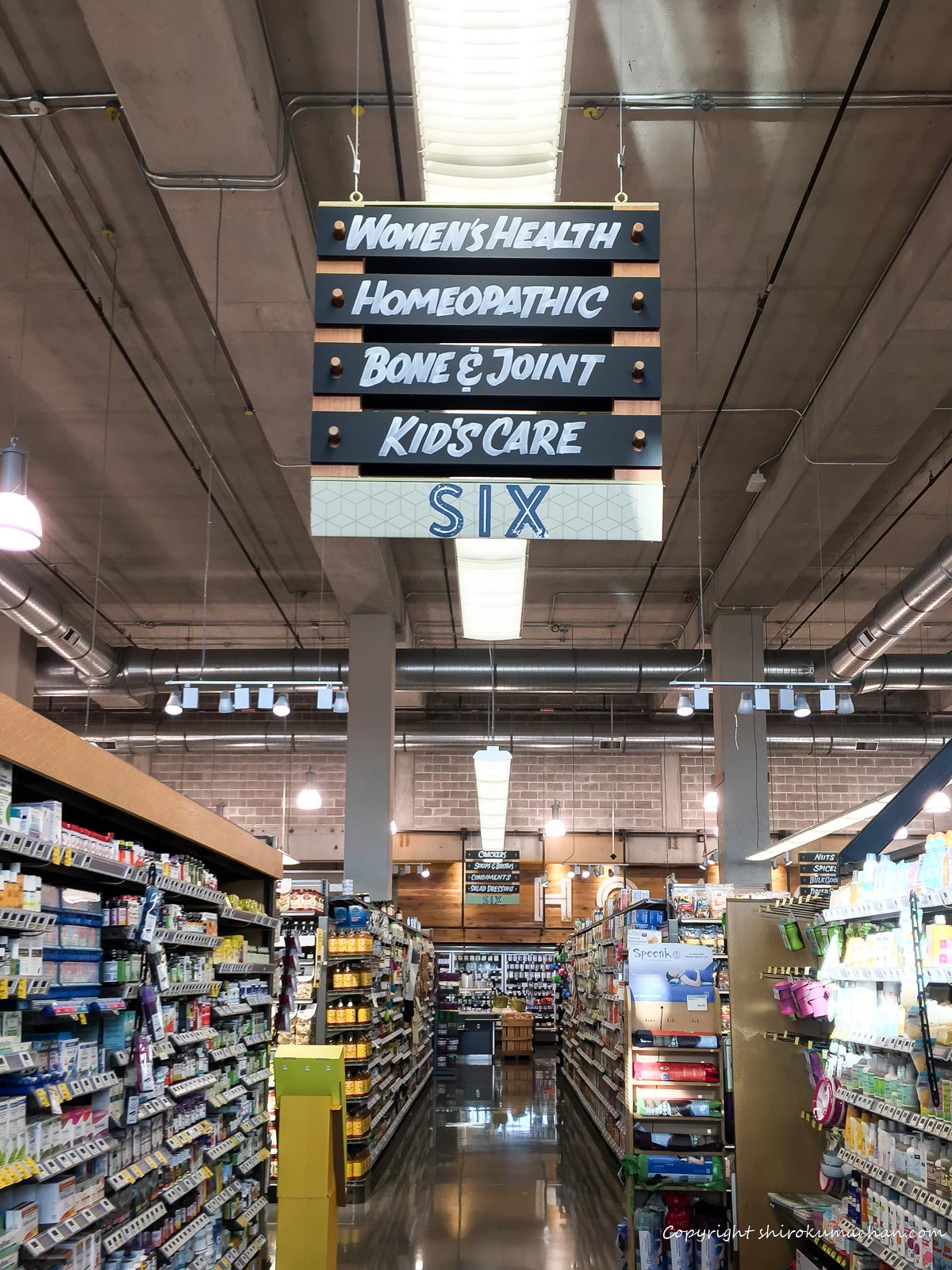 Whole Foods Market-Homeopathic