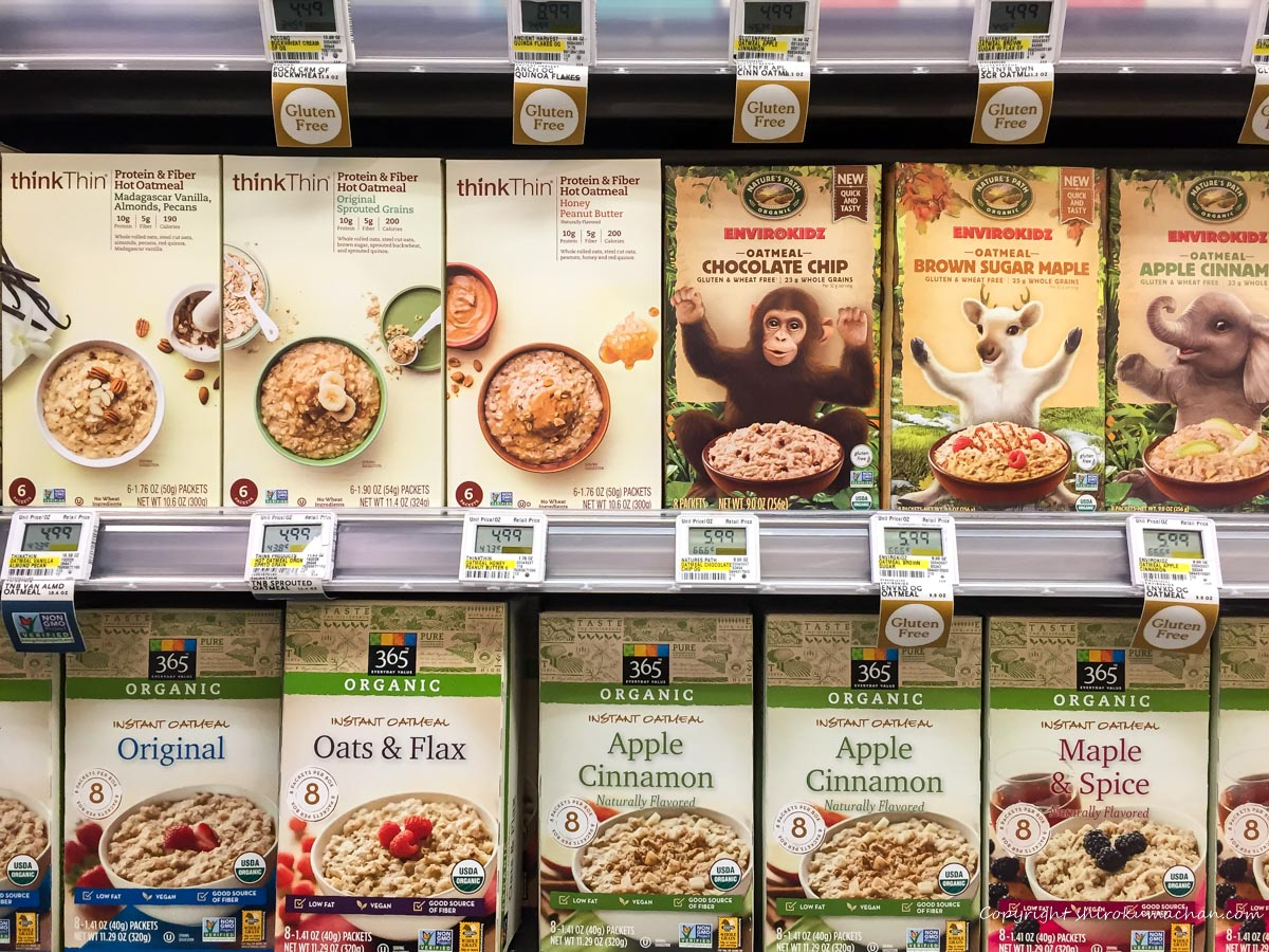 Whole Foods Market-Oat Meal