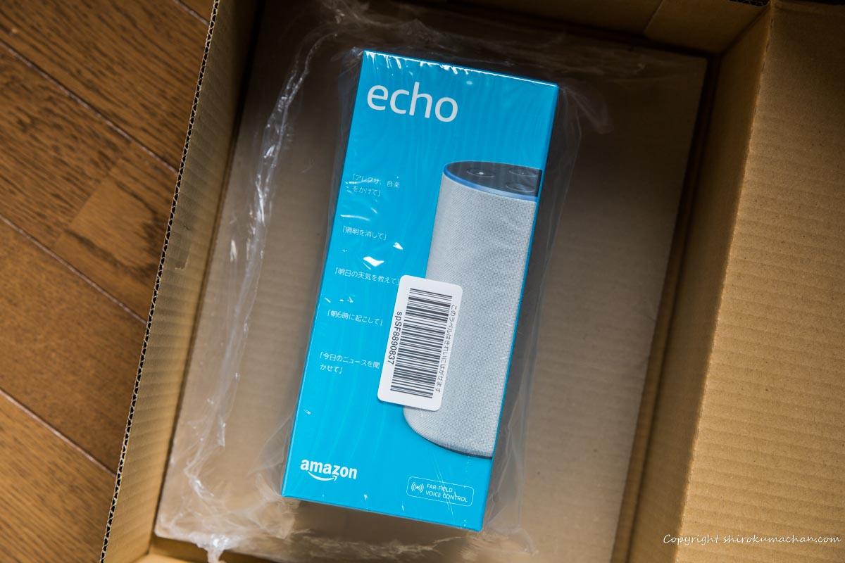 Amazon Echo Setting
