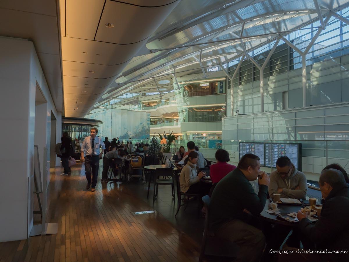 haneda airport building 2 restaurant