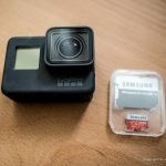 Recommended MicroSD Card for GOPRO HERO6 BLACK