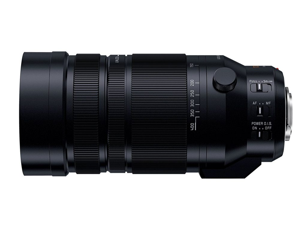 Panaleica tele zoom lenses