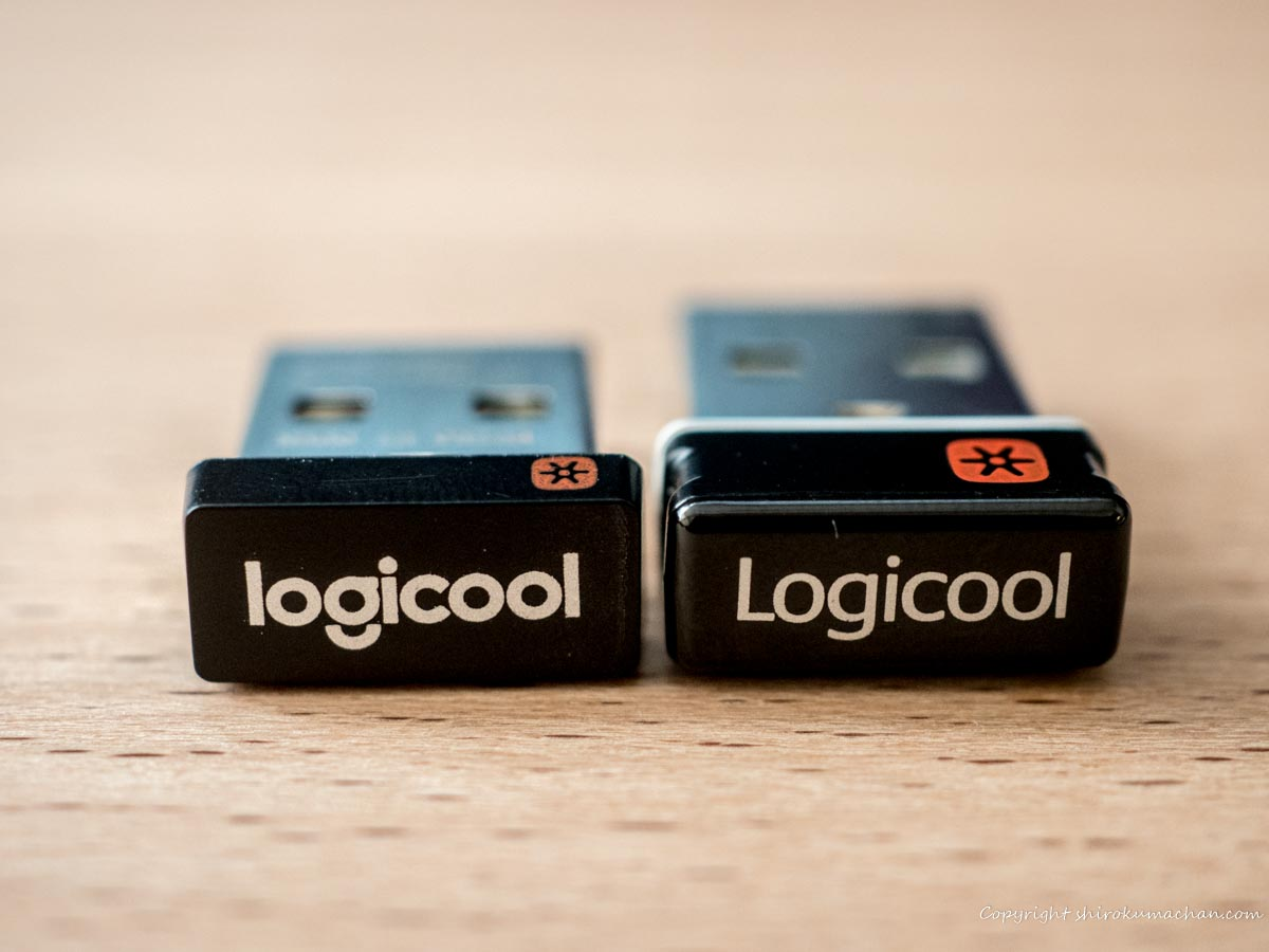 logicool mouse unifying receiver