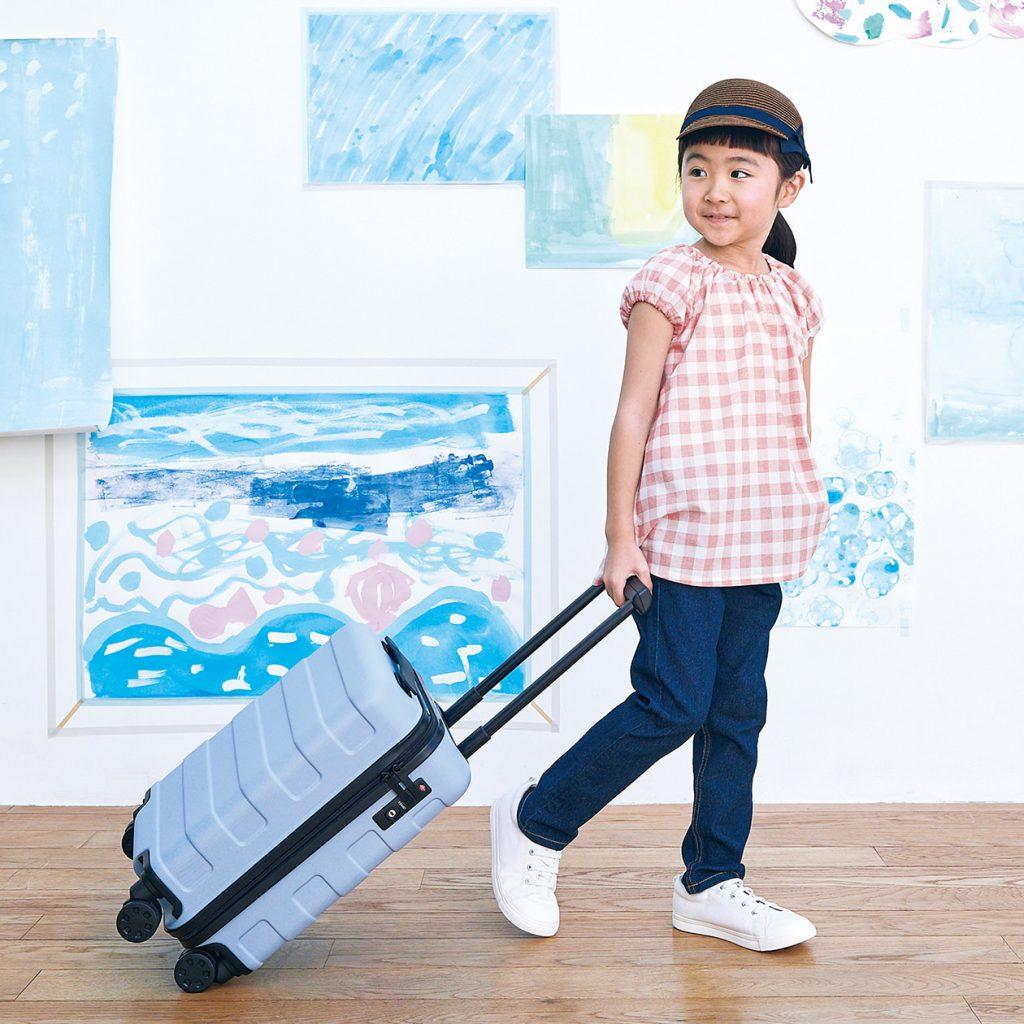 おしゃれな子供用スーツケース