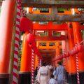 夏の子連れ京都旅行紀 2日目