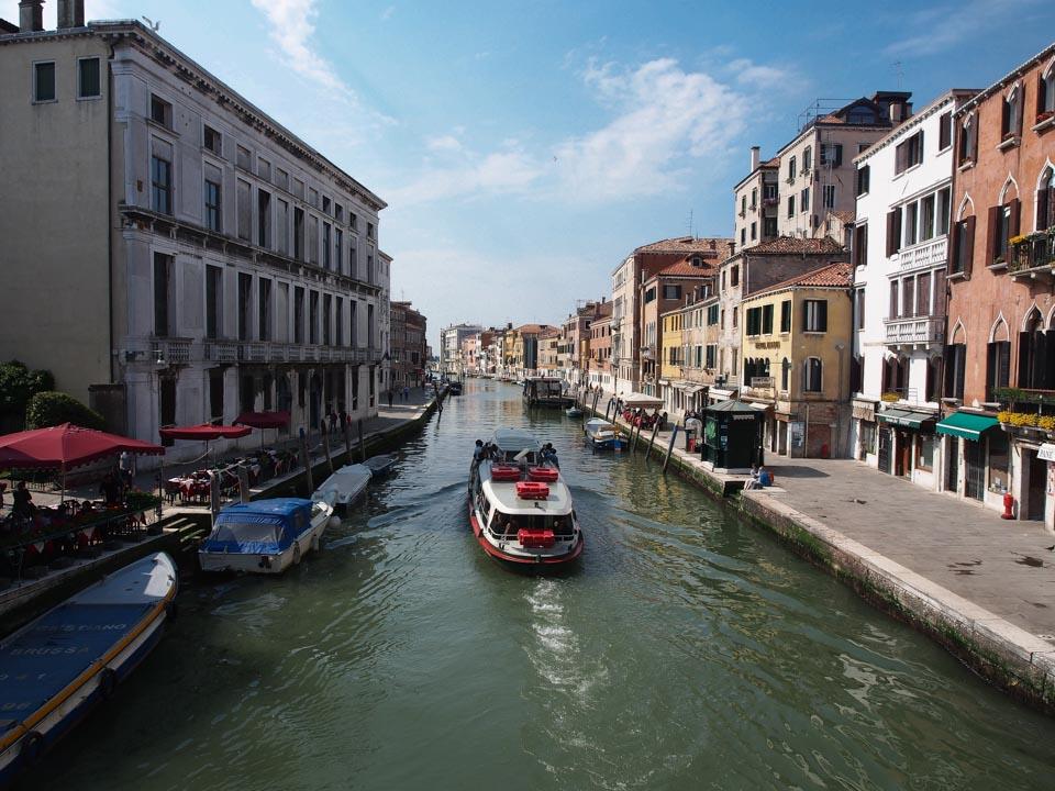 ベネチア旅行記