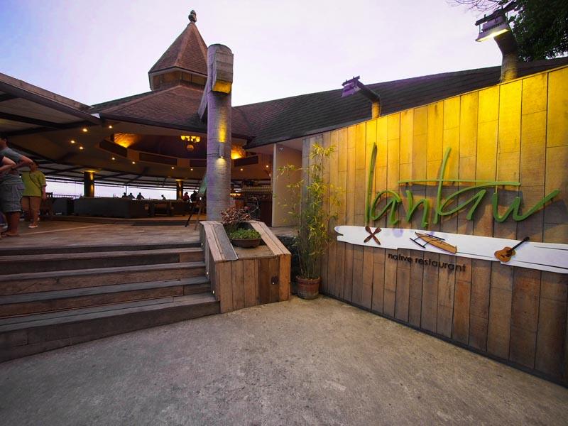 セブ島お洒落レストラン