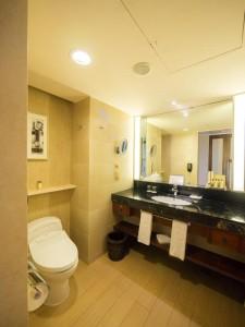 シャングリラマクタン トイレ