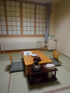 丸駒温泉旅館 客室