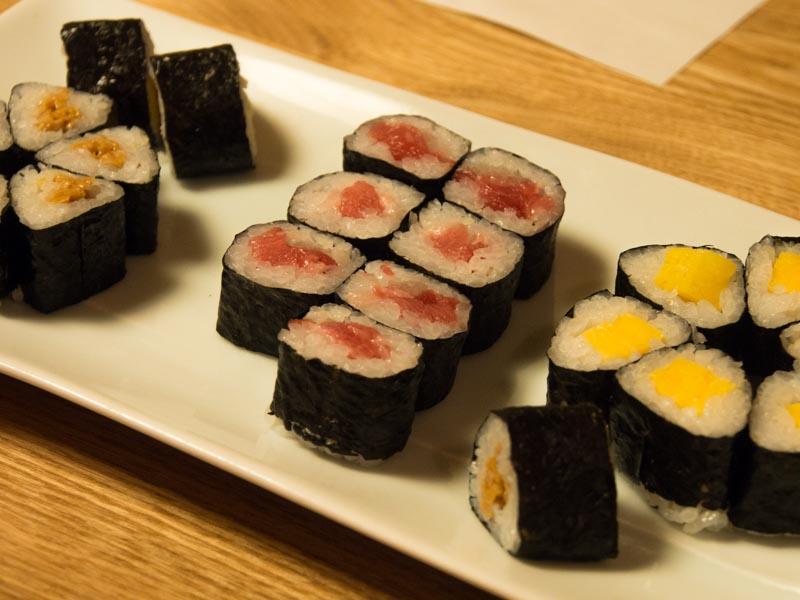 小樽伊勢寿司子供用