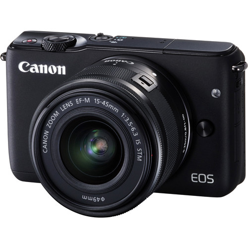 EOS M10 Review