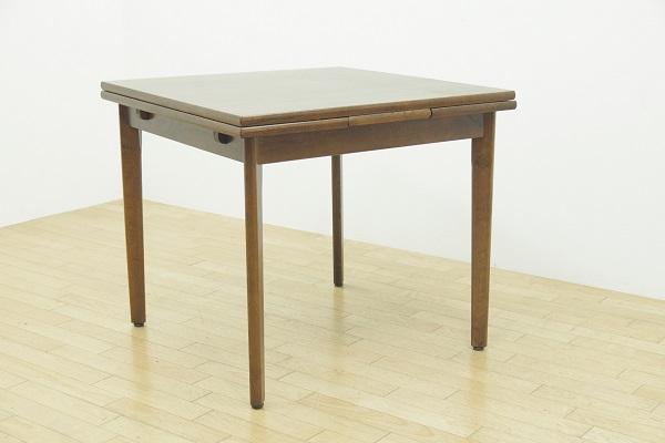 日進木工 ダイニングテーブル エクステンション