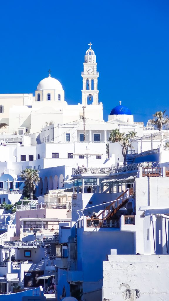 Santorini Greece 4K UHD Wallpaper for Smart phone (2)