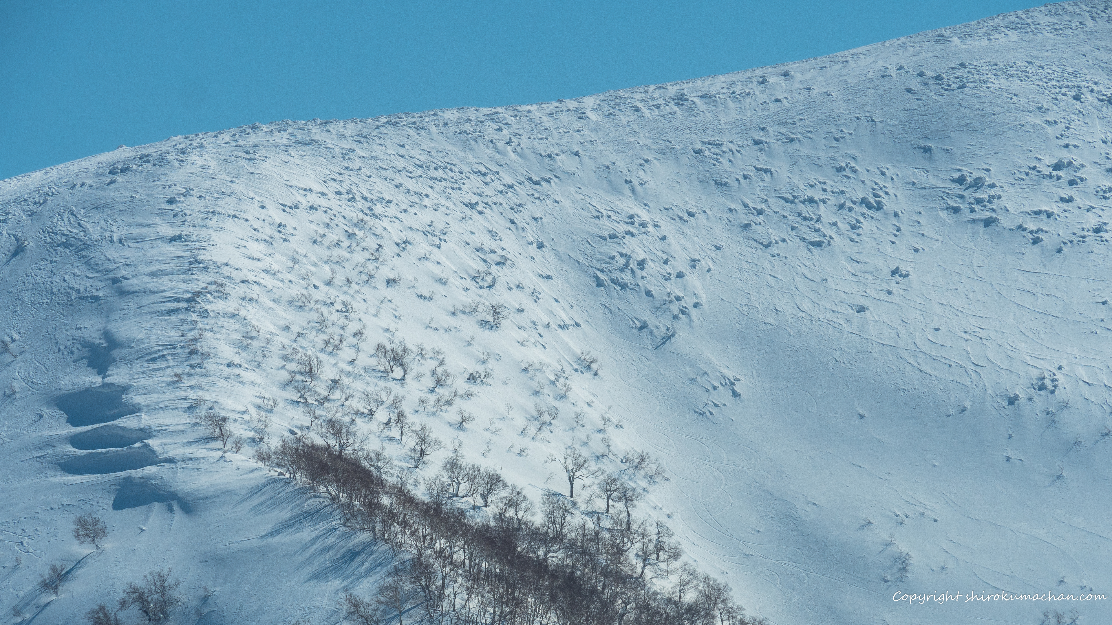 Snow Mountain Kiroro Hokkaido UHD Wall Paper