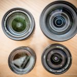 Micro Four Thirds Standard Zoom Lenses