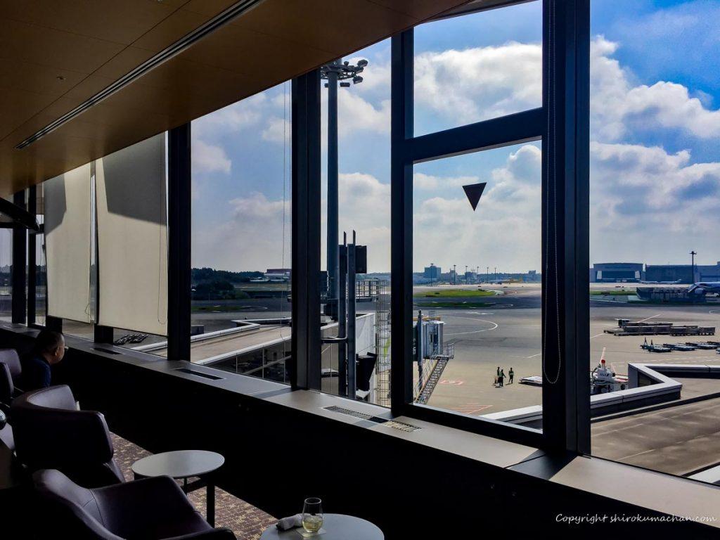 ANA Suite Lounge Narita-5