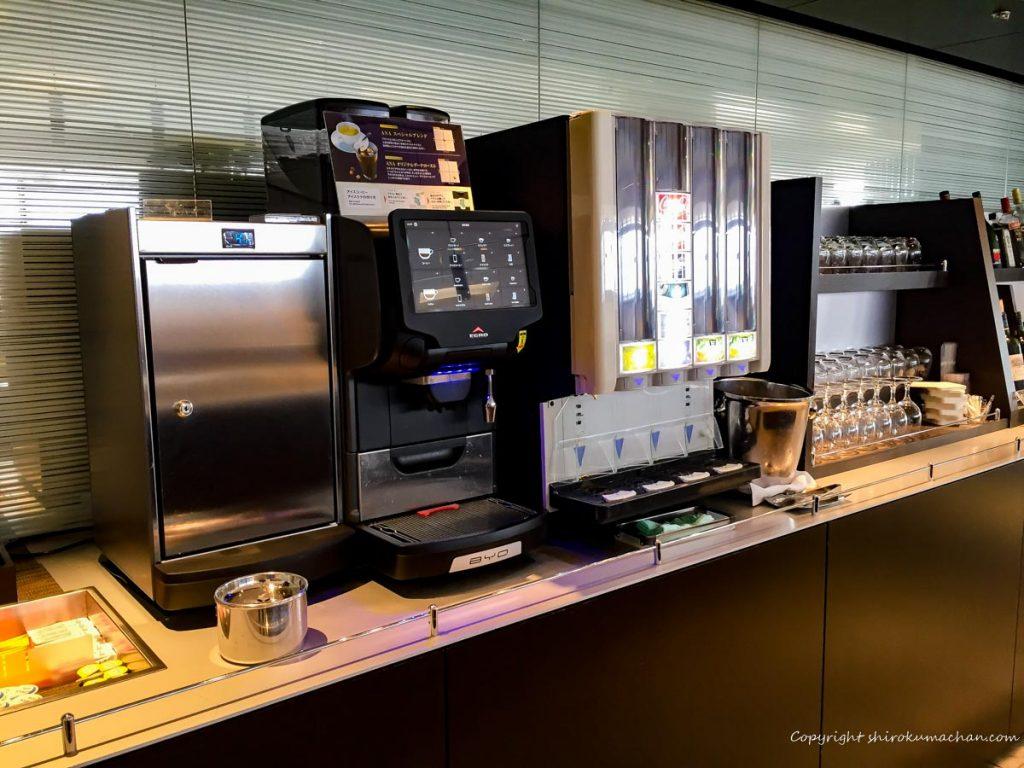 ANA Suite Lounge Narita-Draft Beer