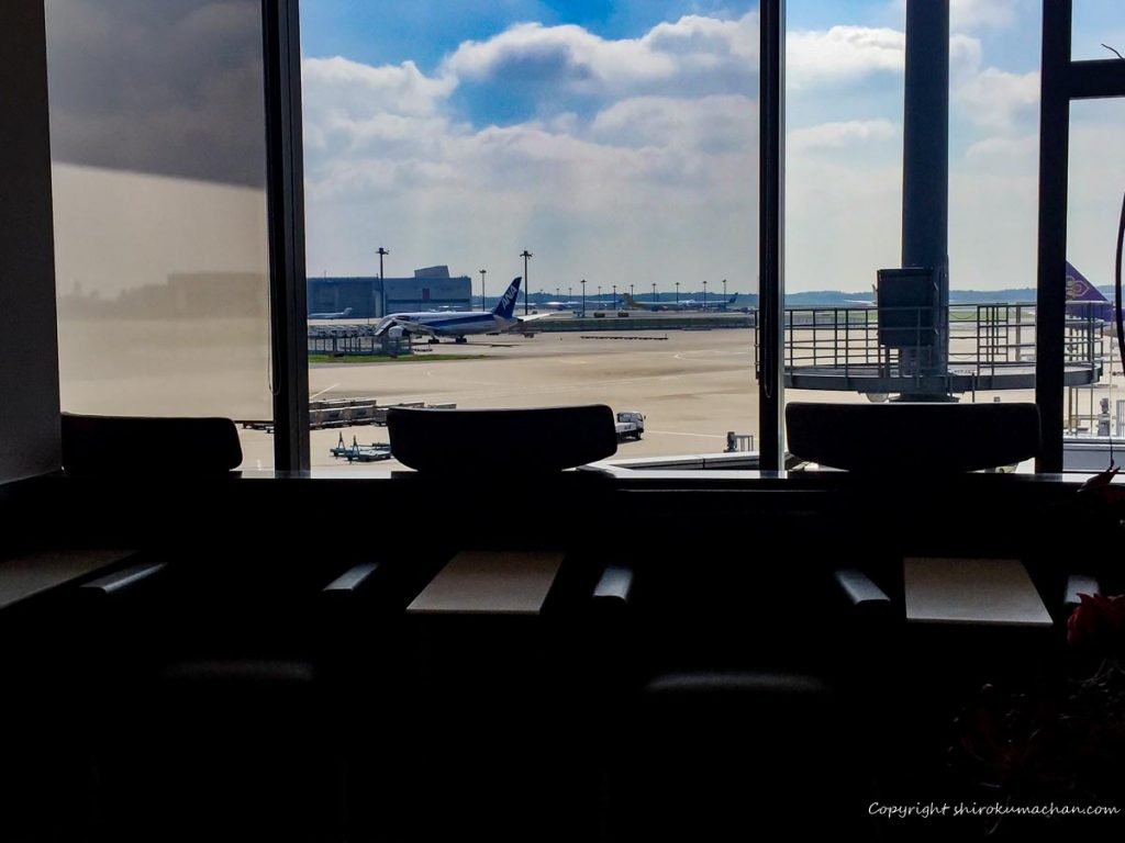 ANA Suite Lounge Narita-Review