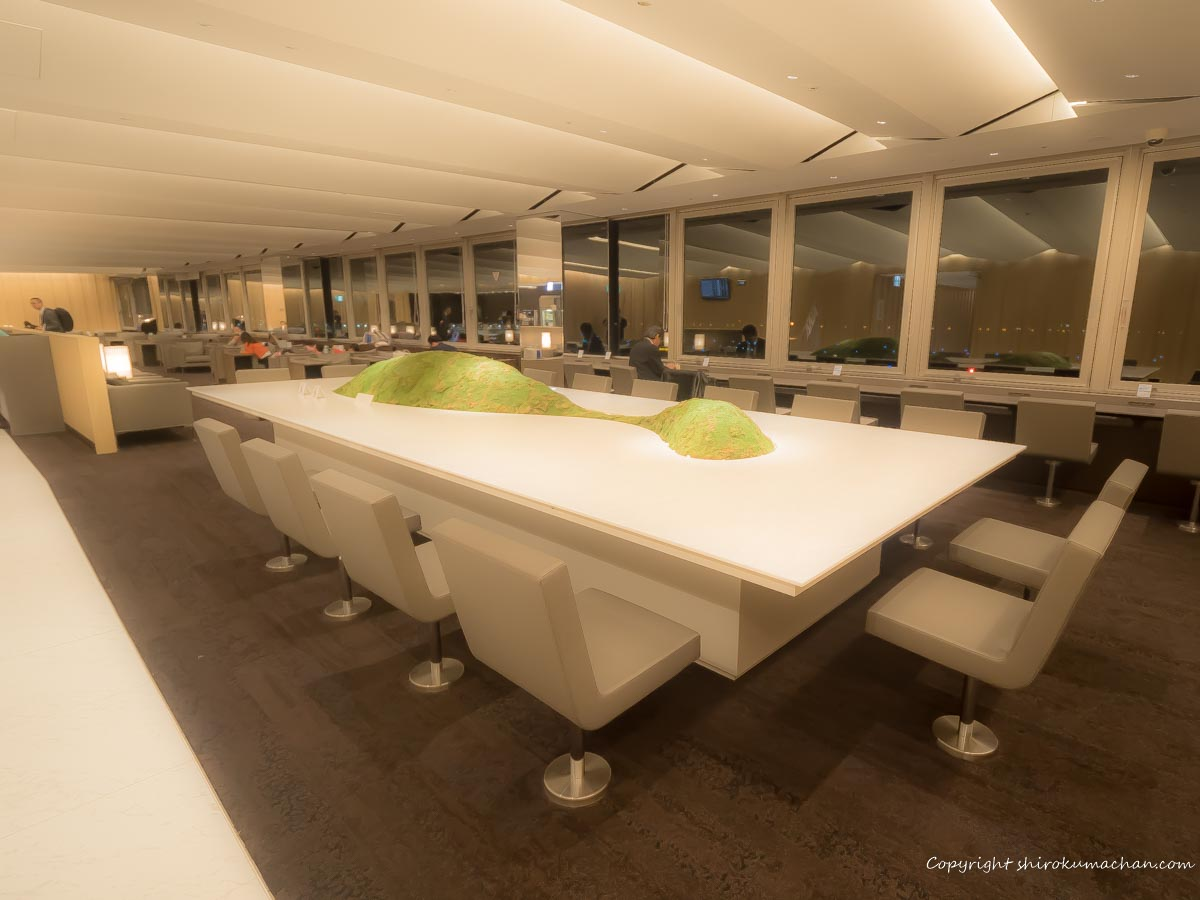 New Chitose ANA Suite Lounge Review-2