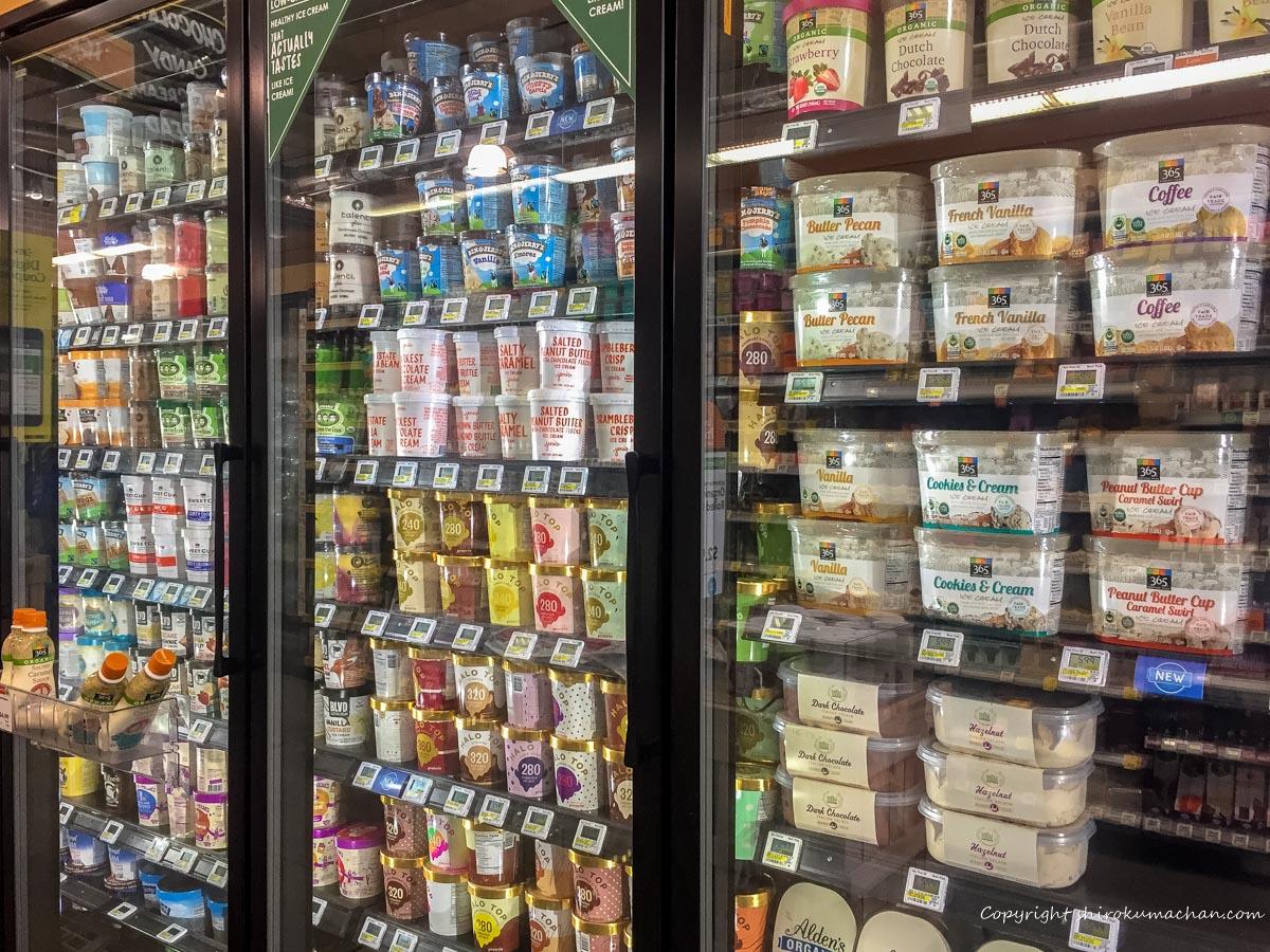 Whole Foods Market-Ice Cream