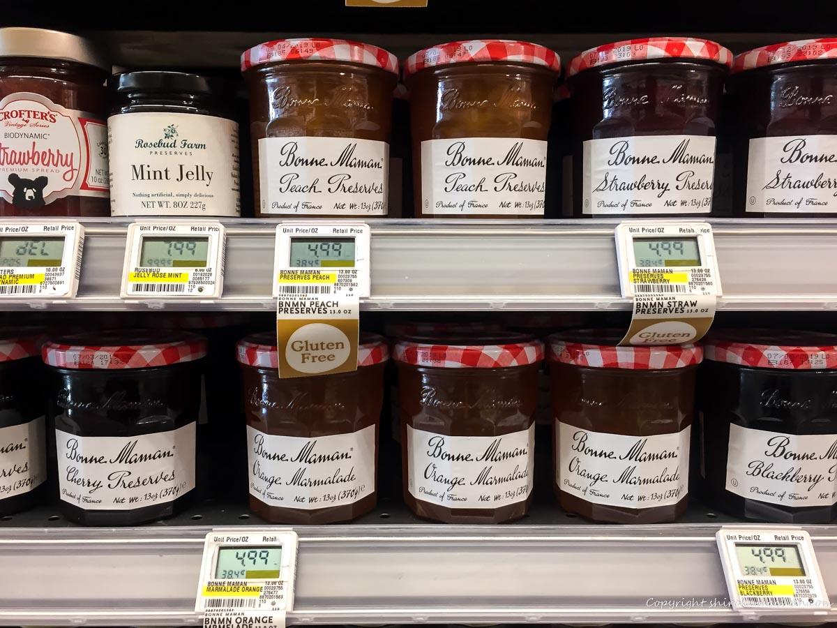 Whole Foods Market-Jams