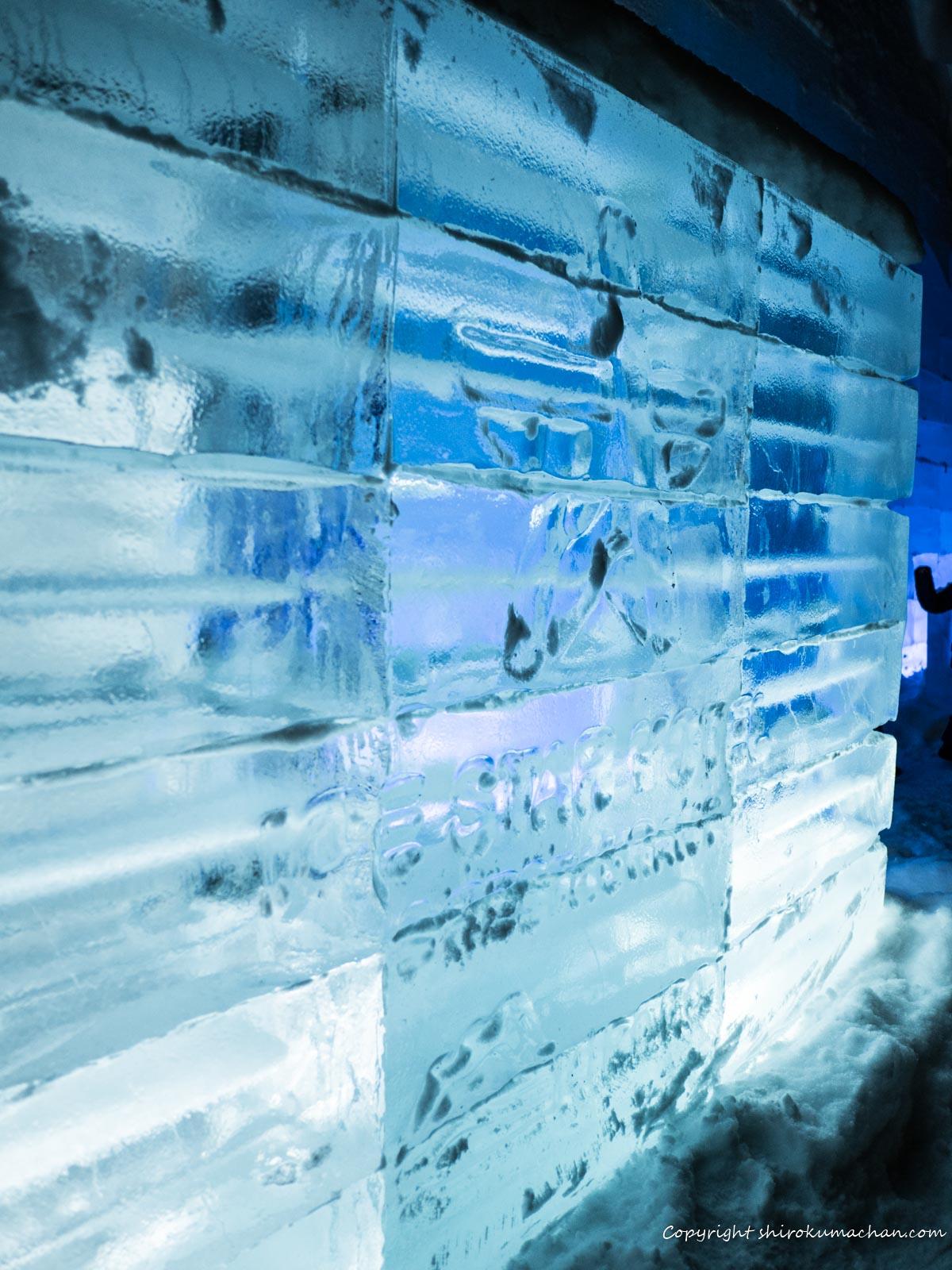 Ice Hotel Ice Restaurant Ice Bar Kiroro-4