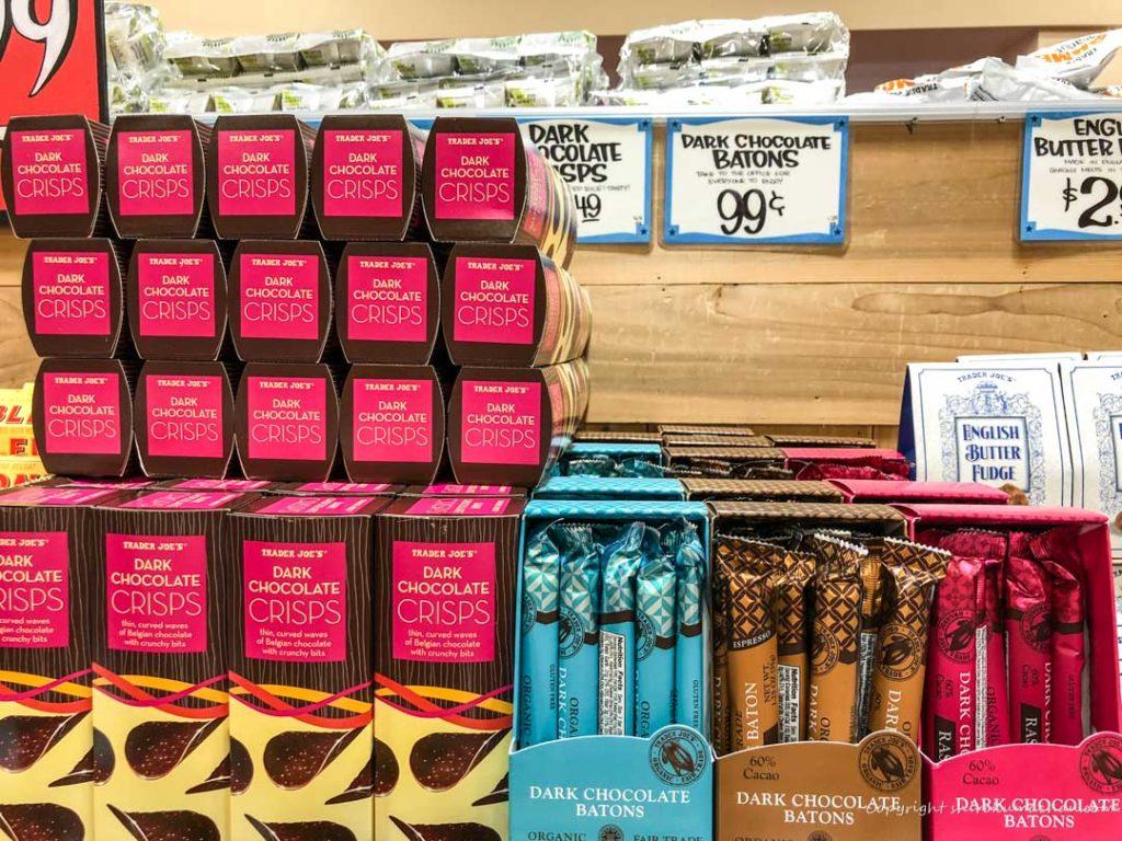Trader Joe's Chocolate Batons