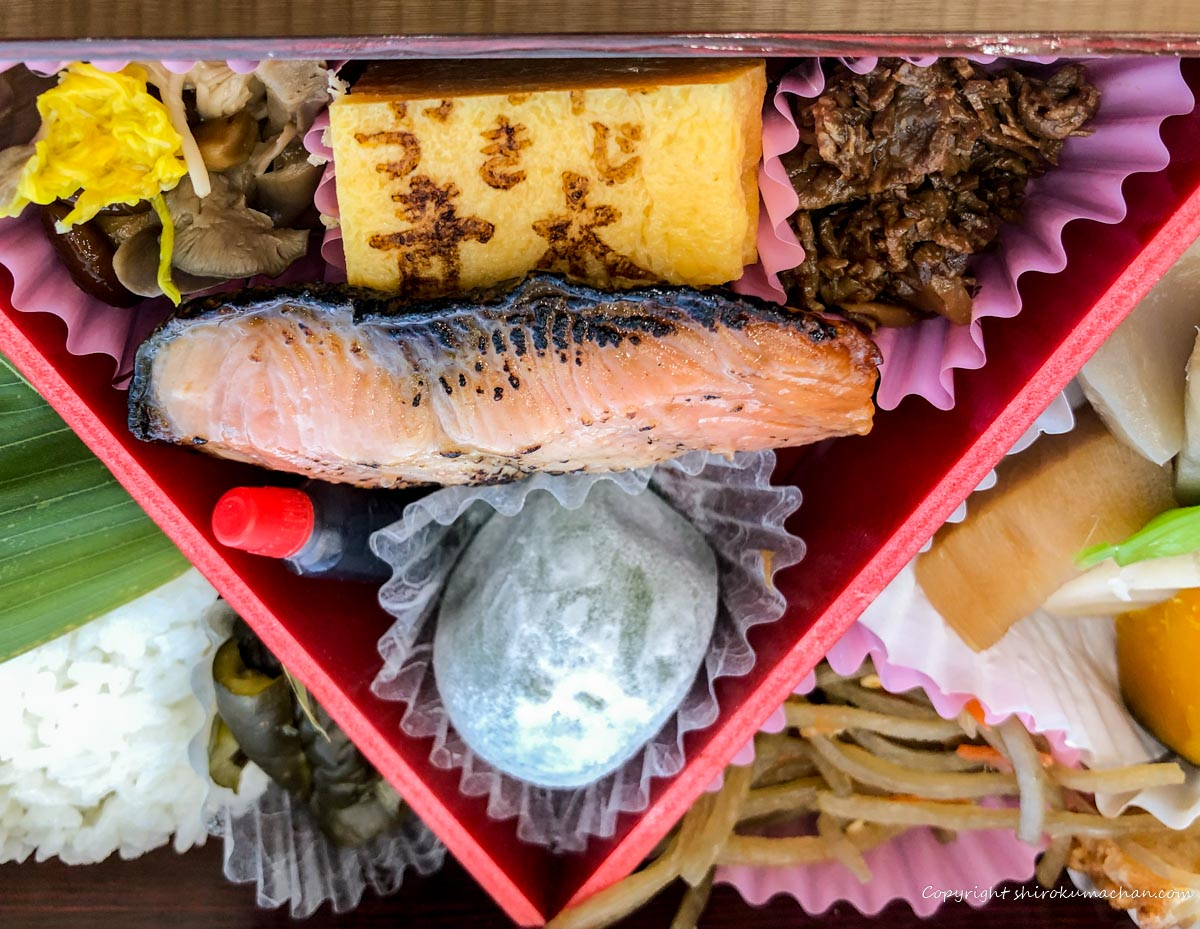 東京弁当 カロリー