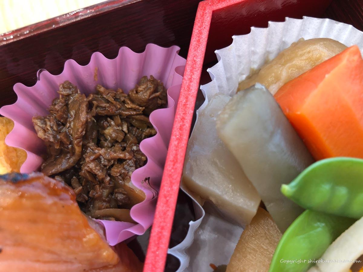 東京駅限定駅弁 東京弁当-今半の牛肉とたけのこ煮