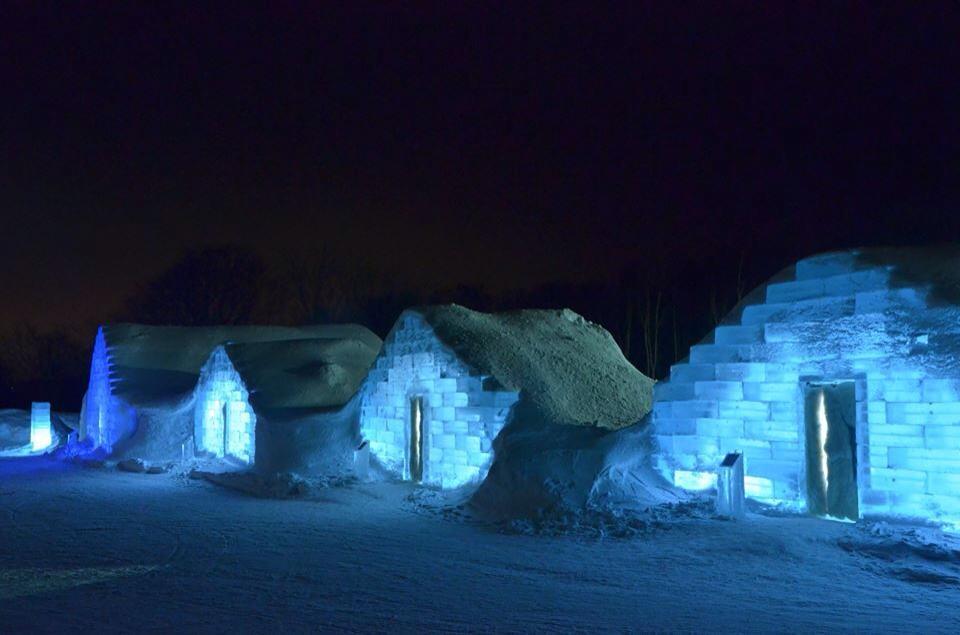 ice hills hotel