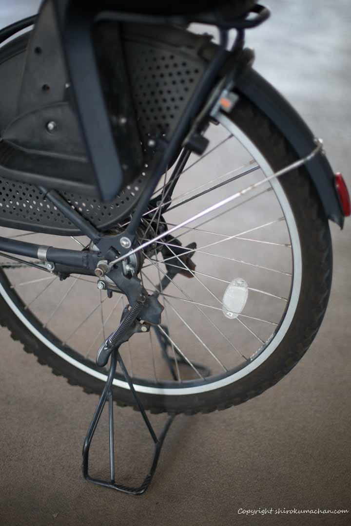ブリジストン電動自転車の修理