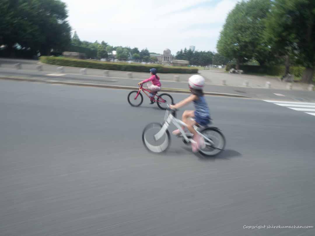 サイクリング 親子 東京