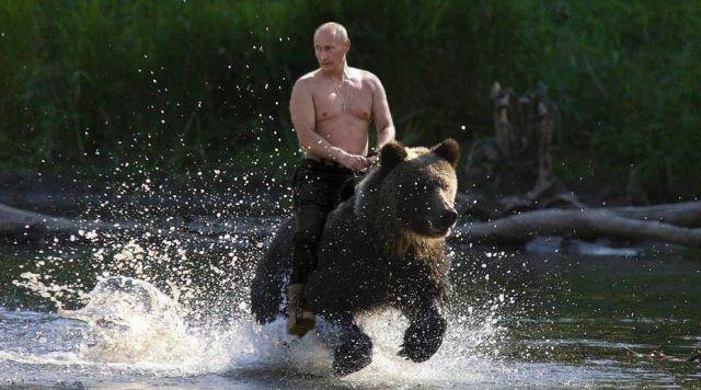 ロシア土産 プーチン大統領グッズ