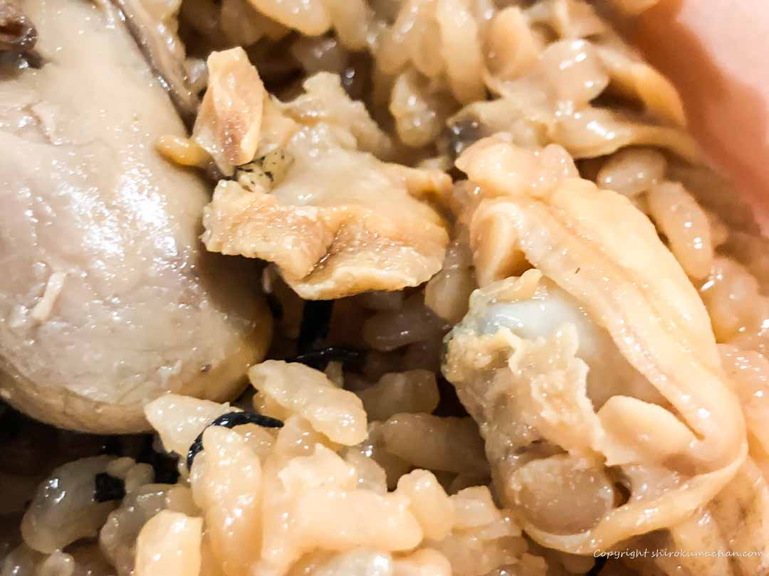 かき アサリ つぶ貝の貝パラダイス