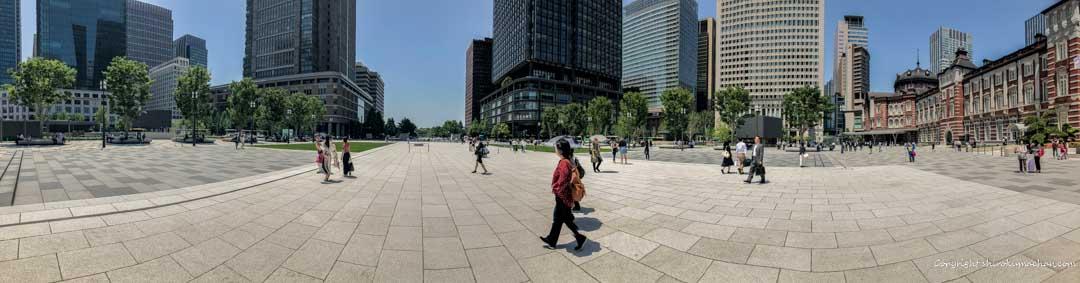 東京駅丸の内側2