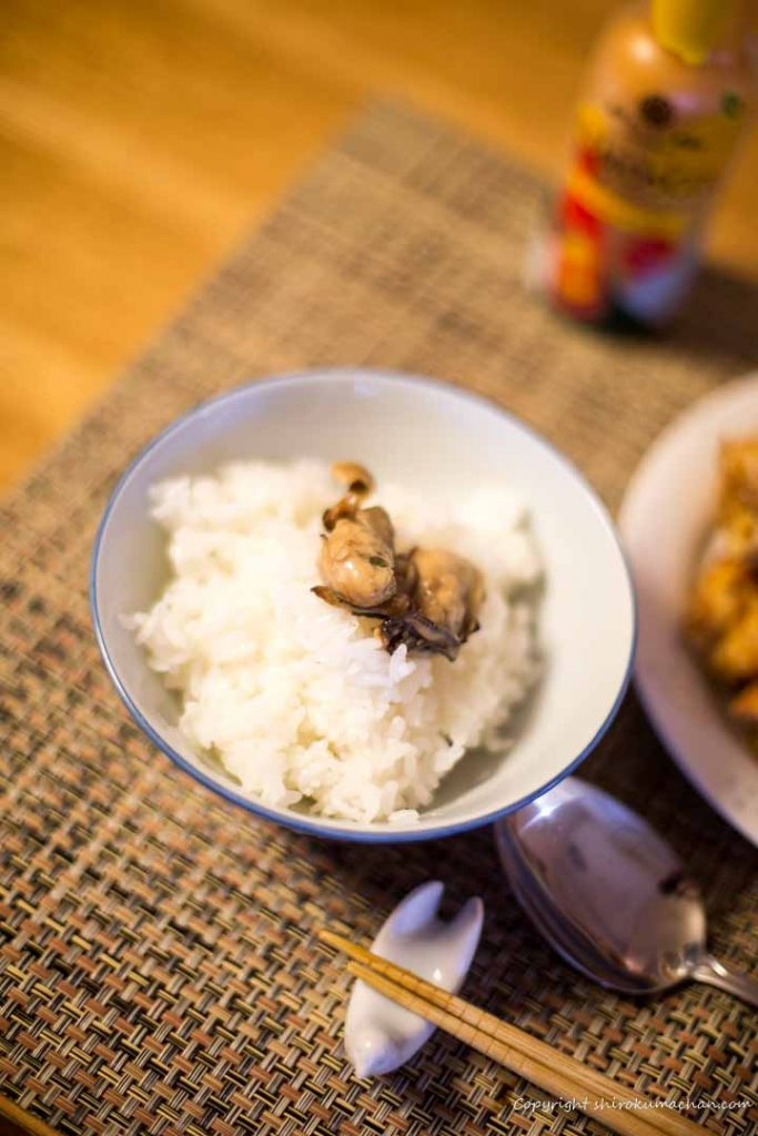 広島土産牡蠣のオリーブオイル漬け