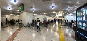 東京駅地下一階待ち合わせ場所 ビュースクエア