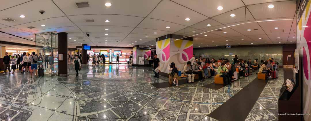 東京駅のおすすめ待ち合わせ場所