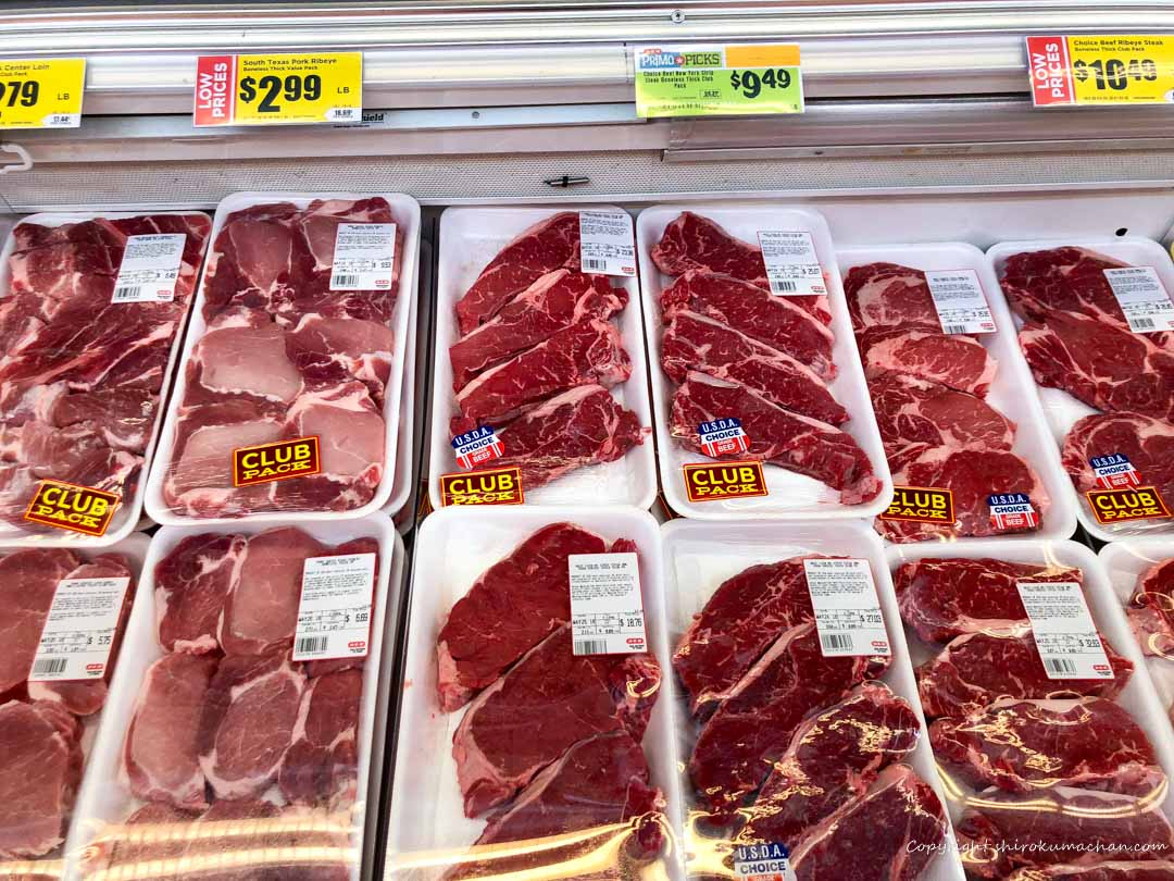 USDA Choice Beef Rating