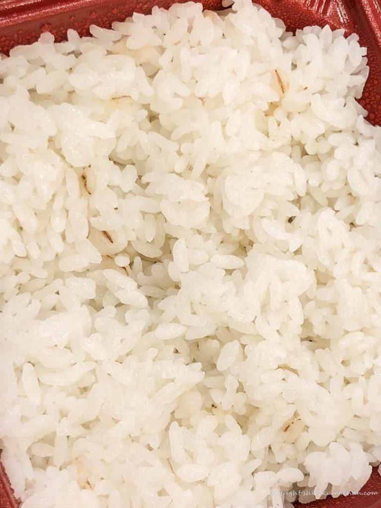 伊達の牛たん 牛たん弁当-麦飯